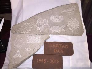 MD Tartan Stone - July 2015